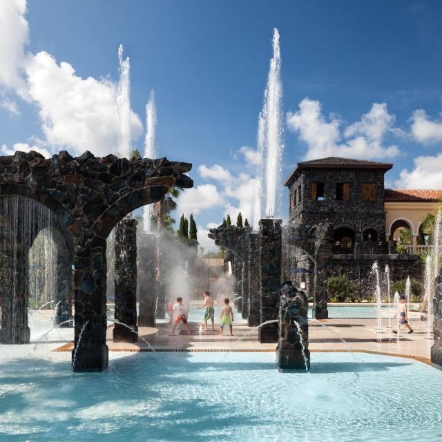 Four Seasons Resort Splash Zone