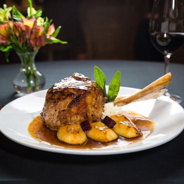 Christini's Ristorante Italiano veal chop
