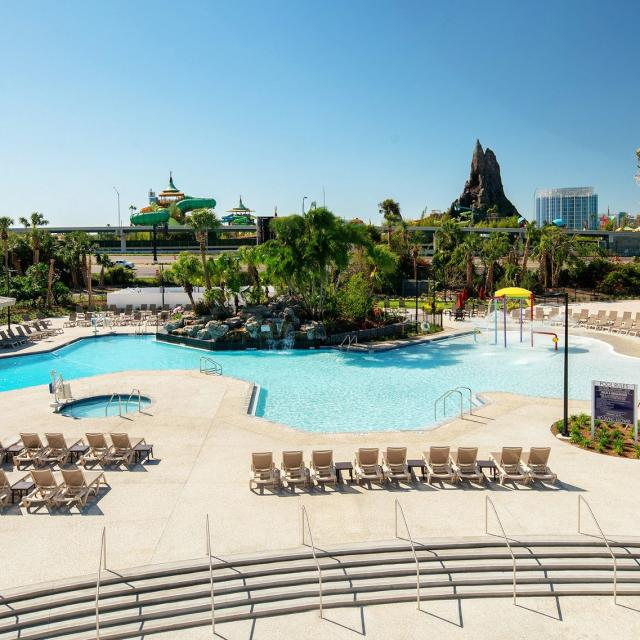 Avanti Palms Resort and Conference Center pool