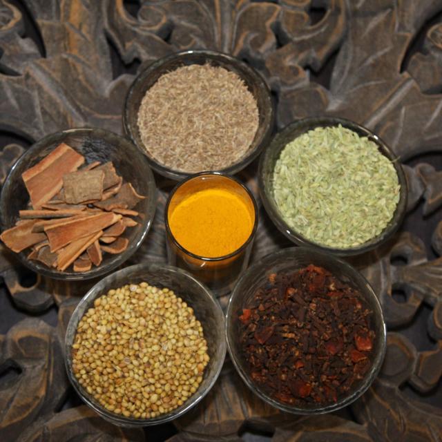 Tabla Restaurant Indian spices