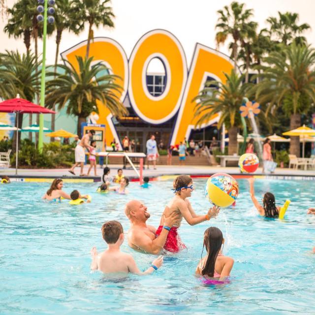 Disney's Pop Century Resort pool