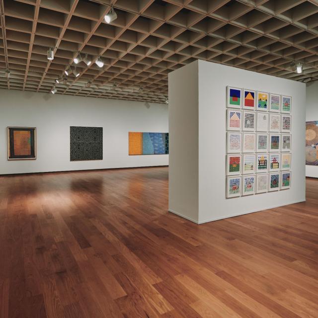 Interior of the Orlando Museum of Art