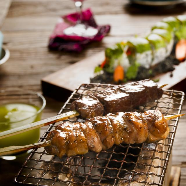 Dragonfly - Robata Grill & Sushi