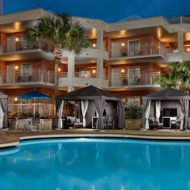 Embassy Suites by Hilton Orlando Lake Buena Vista Resort pool
