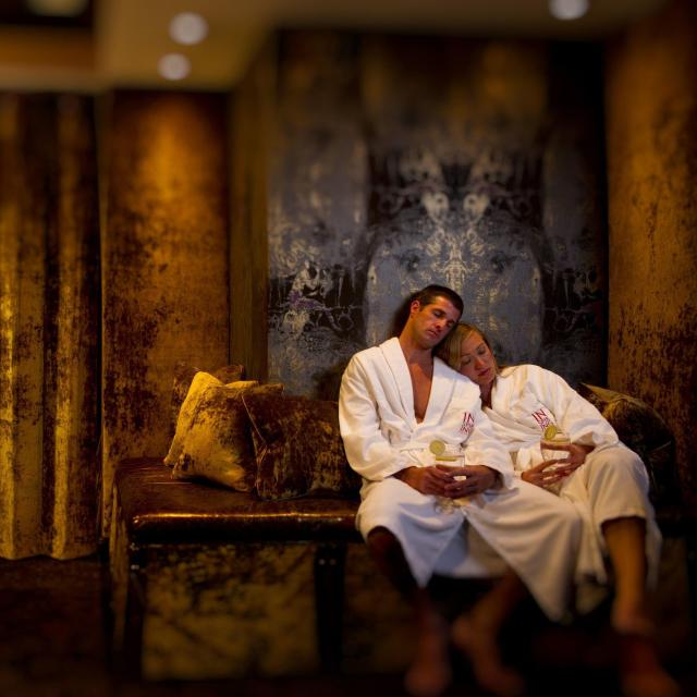 Poseidon Spa couple