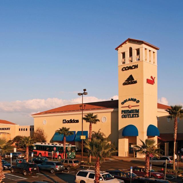 Orlando Vineland Premium Outlets shopping mall