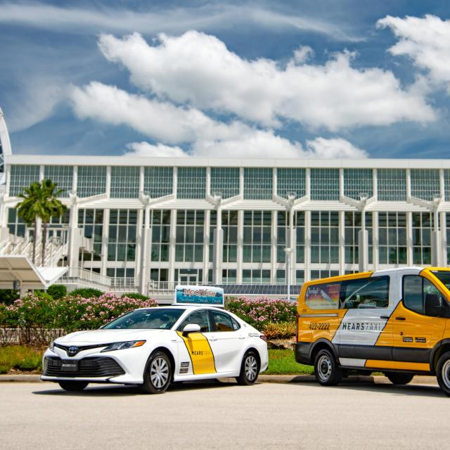 Mears Transportation Group taxis