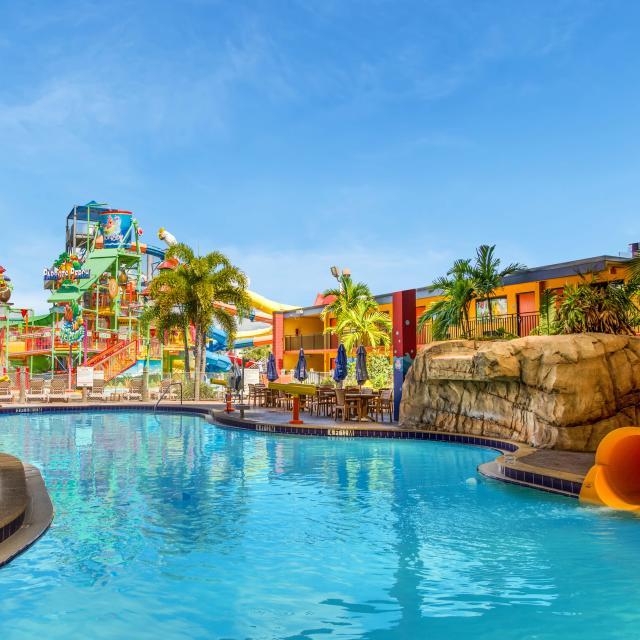 Coco Key Water Resort pool