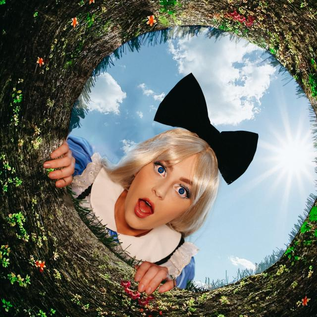 Down the Rabbit Hole event at Mead Botanical Garden