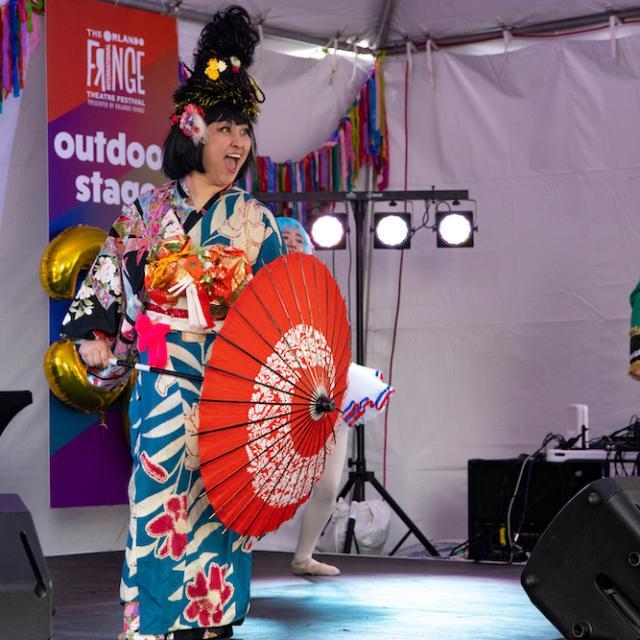 2021 Orlando Fringe Festival's National and International Artist Teasers