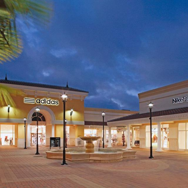 Orlando International Premium Outlets® Adidas and Nike stores