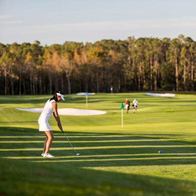 Tranquilo Golf Club at Four Seasons Resort Orlando short course