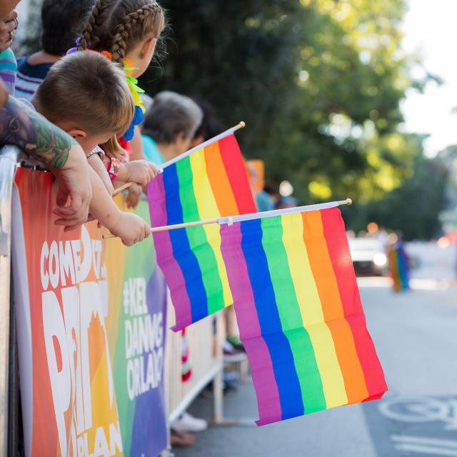 Come Out With Pride parade