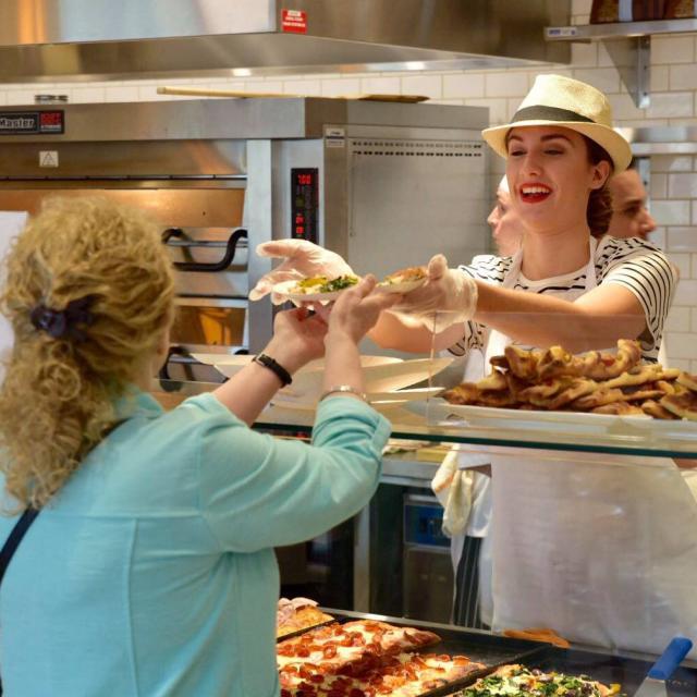 Pizza Ponte in Disney Springs