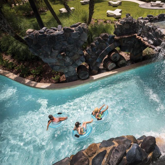 Four Seasons Resort lazy river