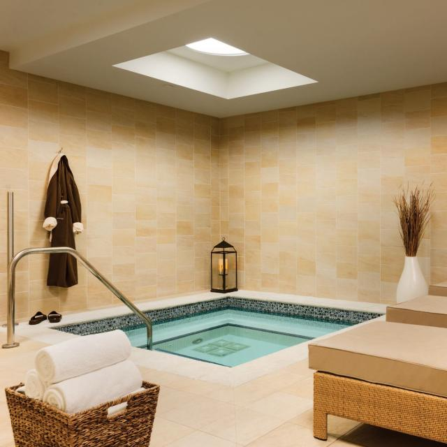 The Spa at Hyatt Regency Orlando Jacuzzi