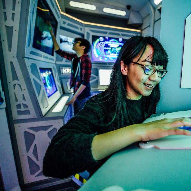 The Escape Game Orlando Mission to Mars clues