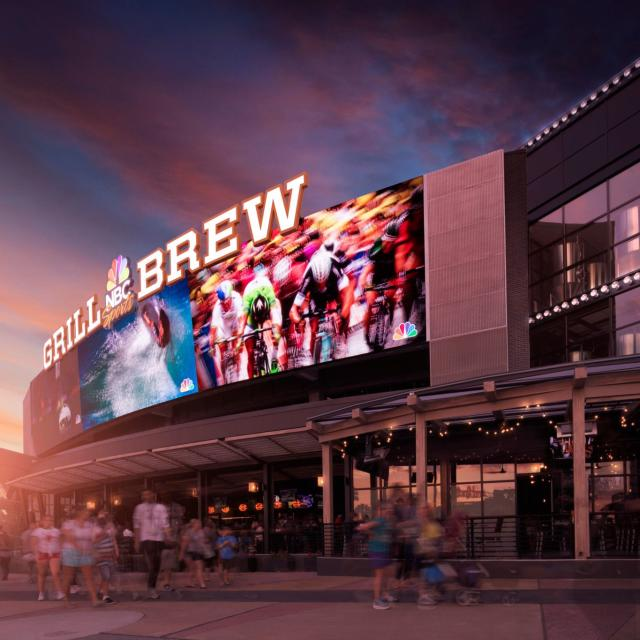 NBC Sports Grill & Brew at Universal's CityWalk