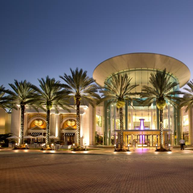 The Mall at Millenia main entrance