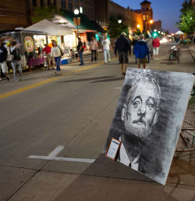 Chalk Walk Murray