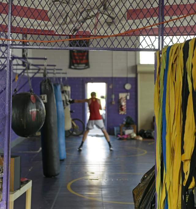 Gym in Lawrence Kansas