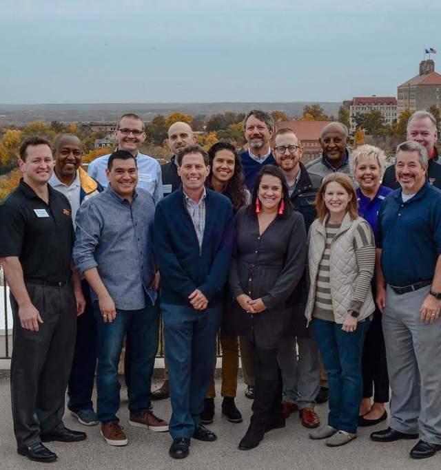 Meeting at the University of Kansas
