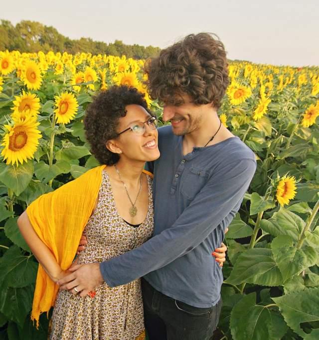 Grinters Sunflower Farm in Lawrence Kansas