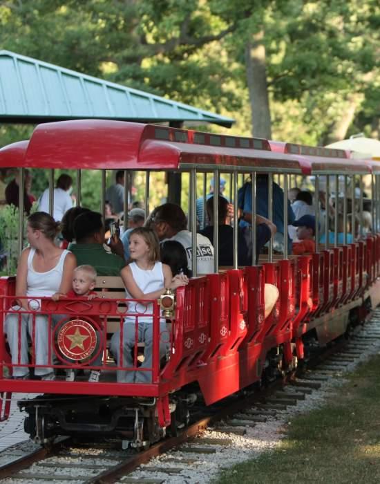 Potawatomi Zoo Train