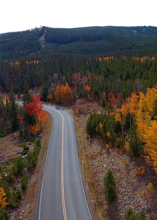 Fall Road Trips Laramie Wyoming