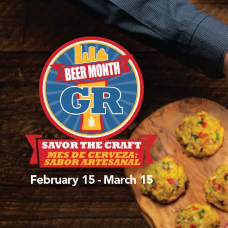 Beer Month GR   Feb 15- Mar 15
