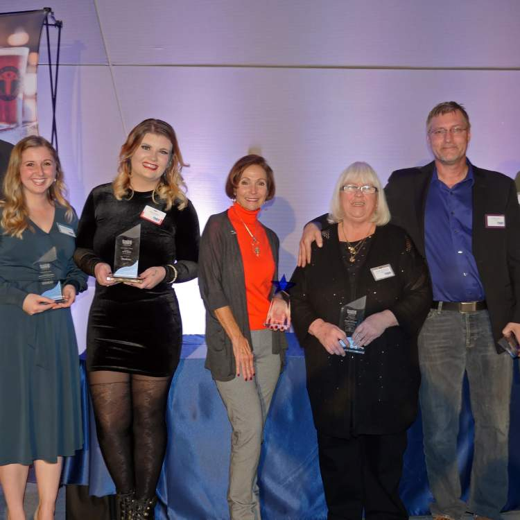 Winners of the 2019 Wave Awards