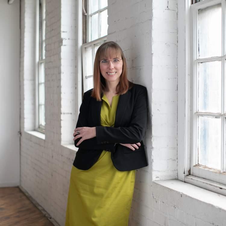 Marlene Bushouse- Senior Sales Administrator at Experience Grand Rapids, 2019.