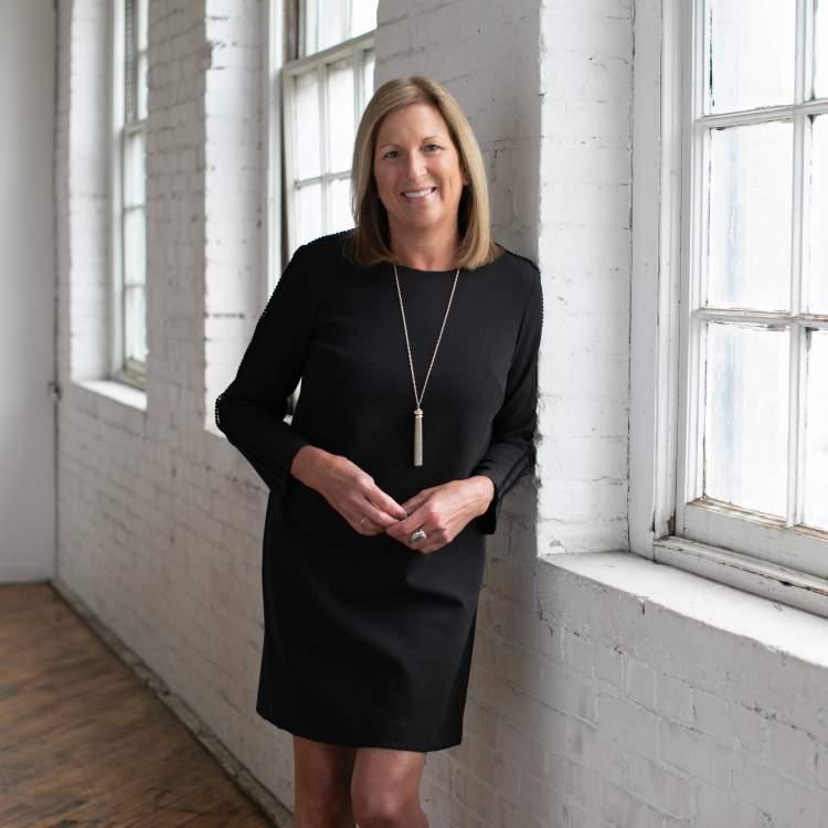 Janet Korn- Senior Vice President at Experience Grand Rapids, 2019.