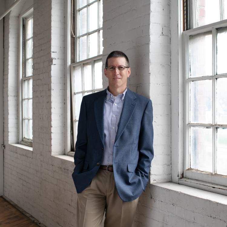Dan Jonkman- Vice President of Finance and Administration at Experience Grand Rapids, 2019.