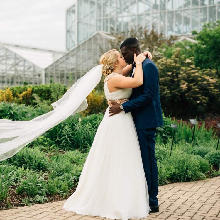 Wedding at Frederik Meijer Gardens & Sculpture Park