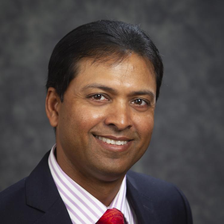 Headshot of Randy Singh, Visit Orlando CFO