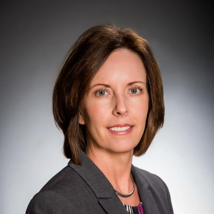 Headshot of Kristen Darby, Senior Vice President of Membership & Support Services