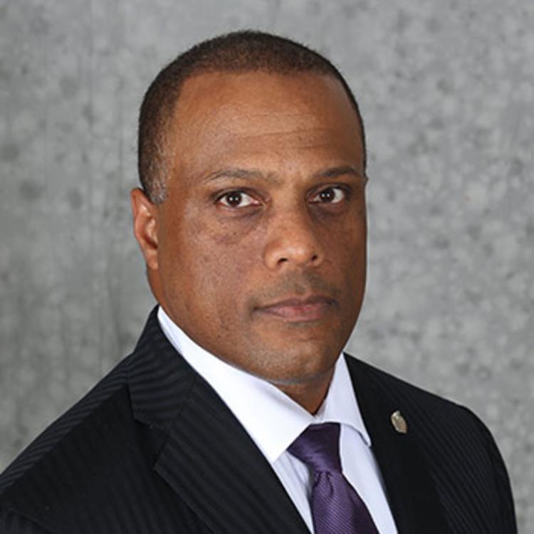 Headshot for 2021 Visit Orlando Board of Director Gerald Hector