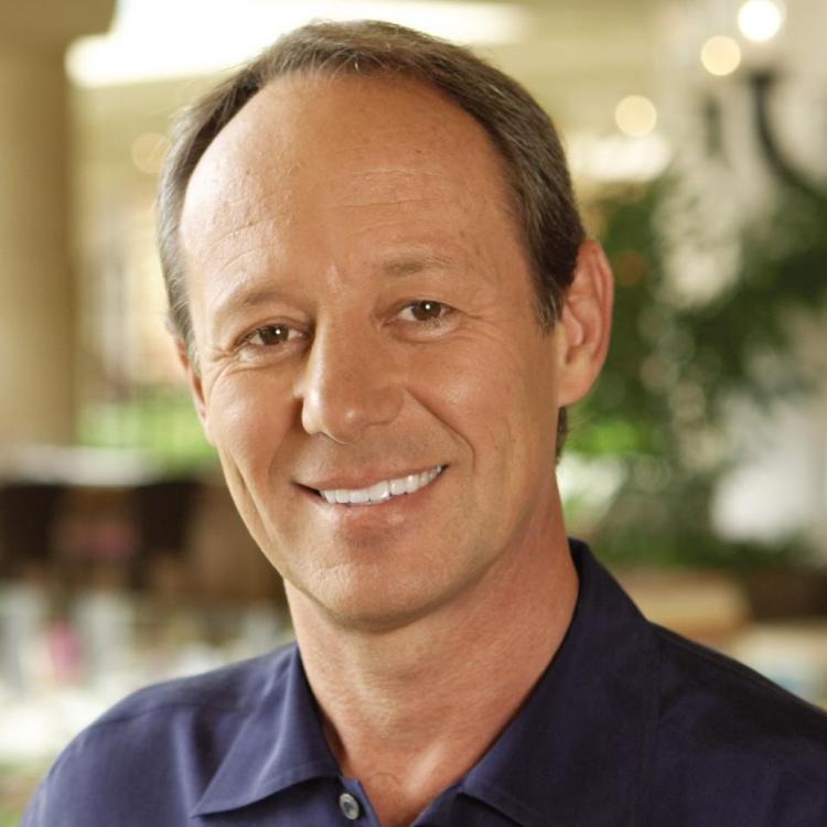 Headshot for 2021 Visit Orlando Board of Director Thomas Steinhauer