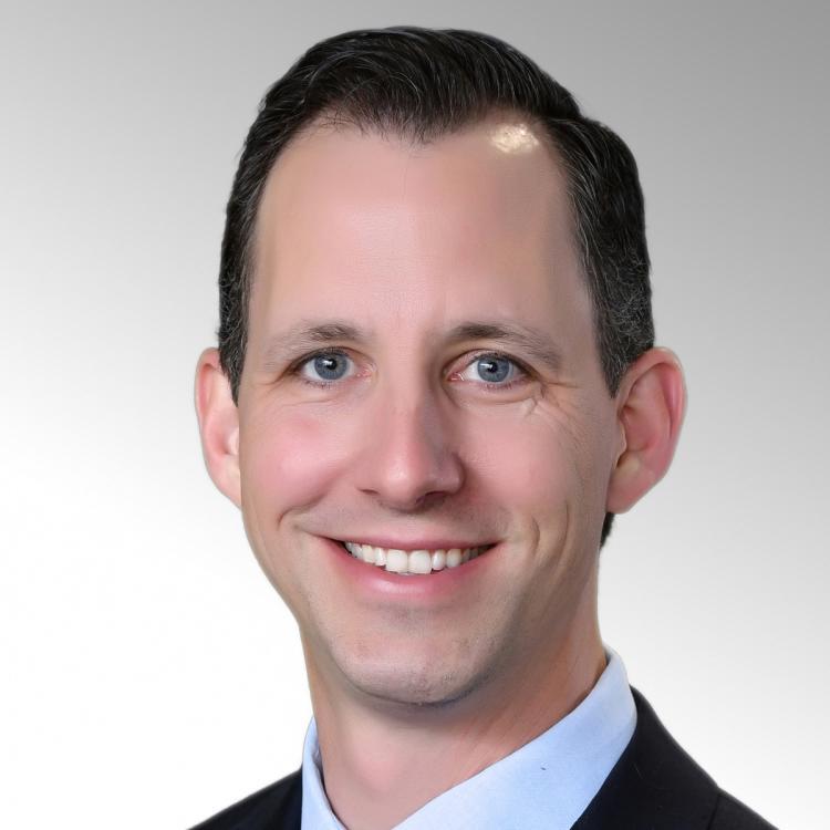 Headshot for 2021 Visit Orlando Board of Director Thibaut Van Marcke