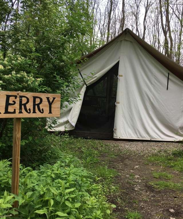 Cherry Campsite