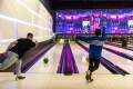 Family Bowling at Spectrum Lanes