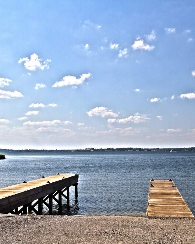 boat ramps