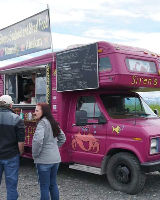 Homer Food Truck
