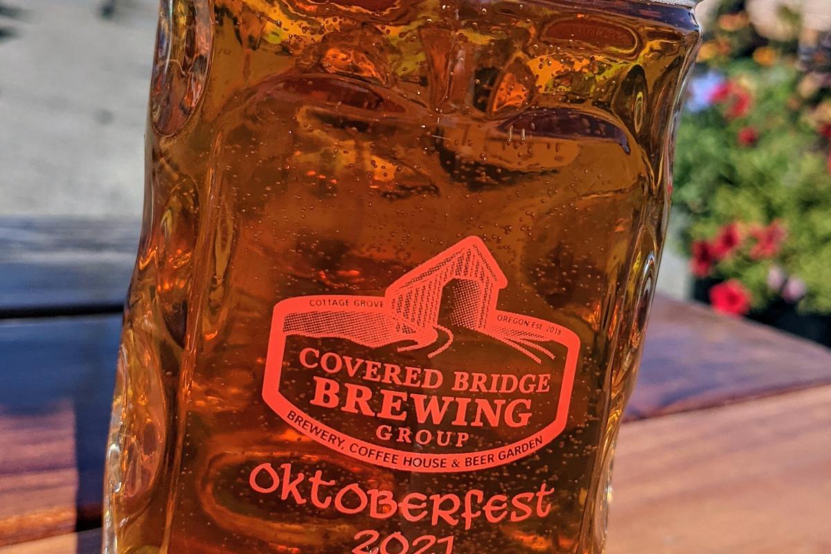 Covered Bridge Brewing Group Fresh Hop IPA