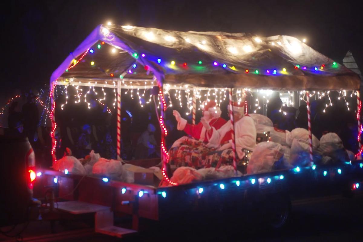 Coburg Christmas Light Parade