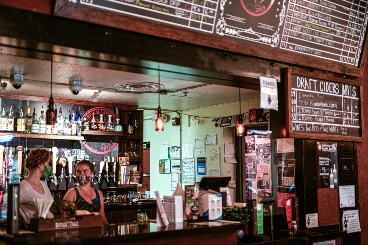 First National Taphouse by Melanie Griffin