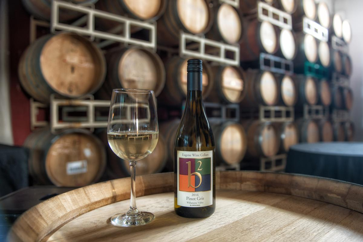 Eugene Wine Cellars by Dominick Barbero
