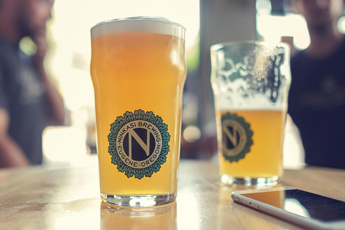 Ninkasi Brewing by Rob Sydor
