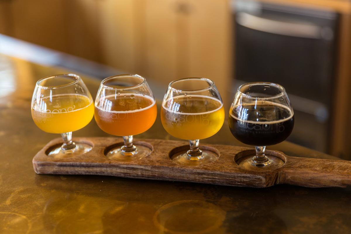 Alesong Brewing & Blending by Joni Kabana